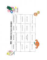 menus du 10 au 14 décembre