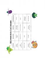 menus du 17 au 21 décembre